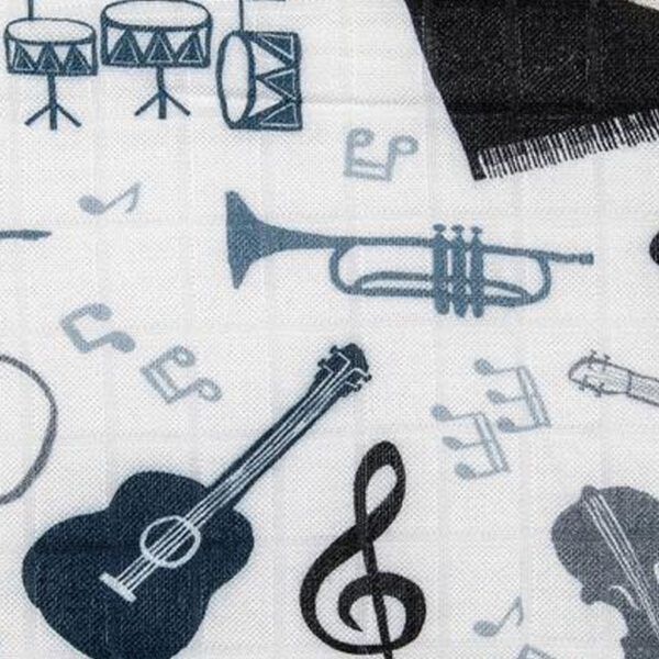 Blanket Music Lessons